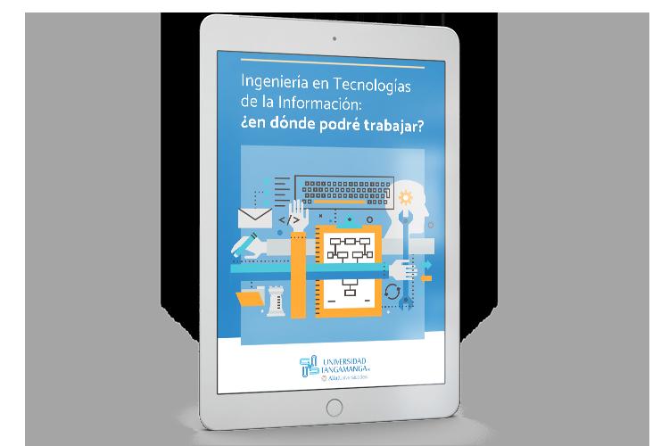 Ingeniería en Tecnologías de la Información: ¿en dónde podré trabajar?
